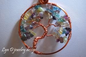Fluorite 'Tree of Life'
