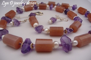 sunstone and amethyst 1